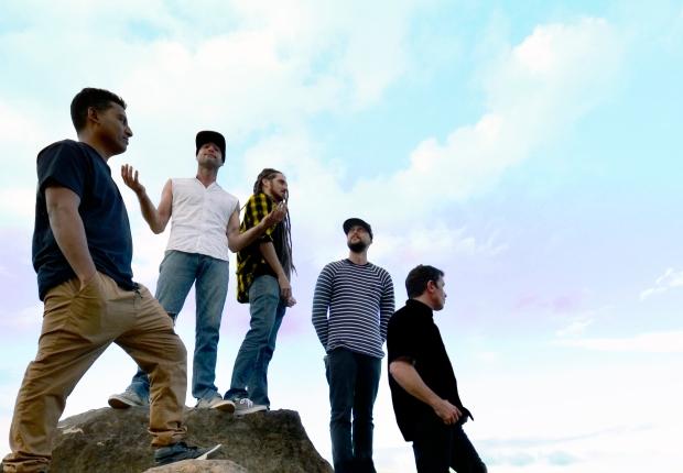The Wayward Suns - Promotional Image 1
