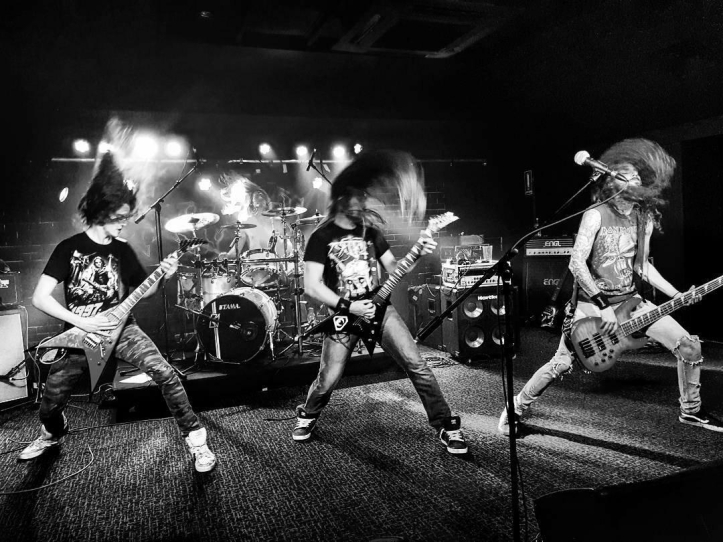Wartooth - band shot